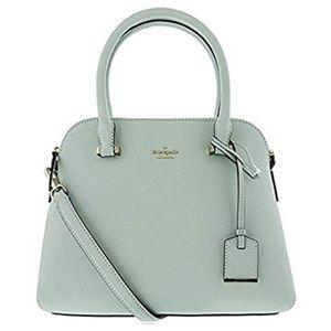 Kate Spade Cameron Kittie Misty Mint Handbag